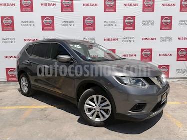 Foto venta Auto usado Nissan X-Trail Sense 2 Row (2016) color Gris precio $260,000