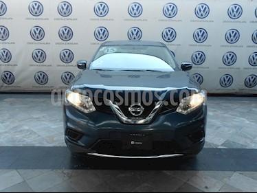 Foto venta Auto Seminuevo Nissan X-Trail Sense 2 Row (2015) color Azul Metalico precio $240,000