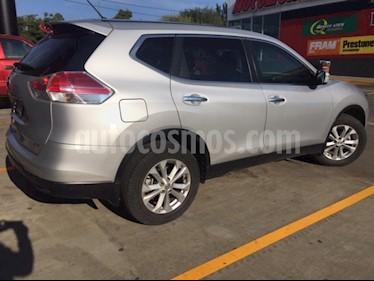 Foto Nissan X-Trail Sense 2 Row usado (2016) color Plata precio $250,000