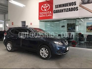 Foto venta Auto Seminuevo Nissan X-Trail Sense 2 Row (2016) color Azul precio $268,000