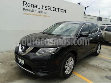 Foto venta Auto usado Nissan X-Trail Sense 3 Row (2016) color Negro precio $245,000