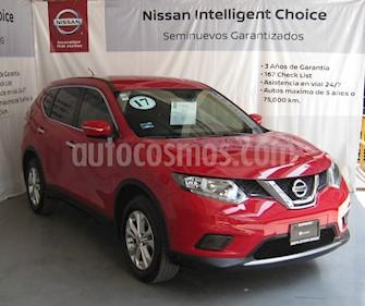 Foto venta Auto usado Nissan X-Trail Sense 3 Row (2017) color Rojo precio $275,000
