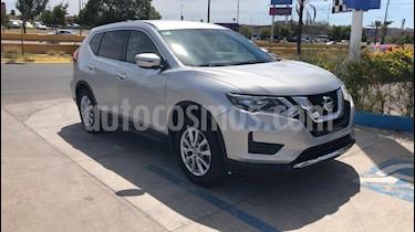 Foto venta Auto usado Nissan X-Trail Sense (2018) color Plata precio $325,000