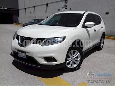 Foto venta Auto usado Nissan X-Trail Sense (2016) color Blanco precio $250,000