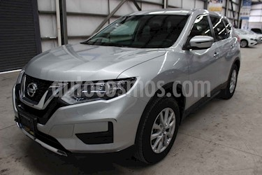 Foto venta Auto usado Nissan X-Trail Sense (2019) color Plata precio $369,900