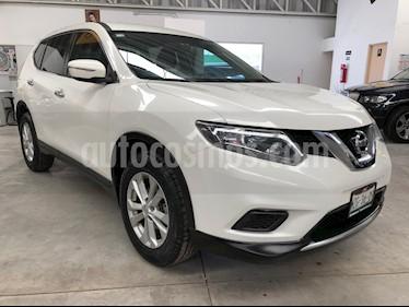 Foto venta Auto usado Nissan X-Trail Sense (2017) color Blanco precio $279,000