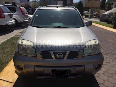 Foto venta Auto usado Nissan X-Trail SLX 2.5L Lujo Aut  (2005) color Plata precio $95,000