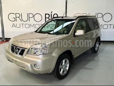 Foto venta Auto usado Nissan X-Trail SLX 2.5L Lujo Aut (2003) color Arena Dorada precio $83,000