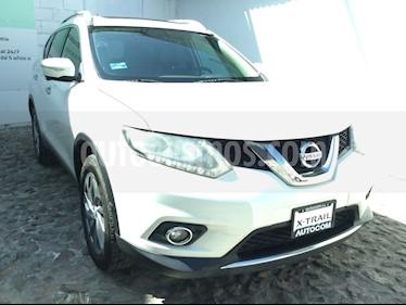 Foto venta Auto usado Nissan X-Trail X-TRAIL 2.5 EXCLUSIVE 2 ROW AUTO 5P (2016) color Blanco precio $285,000