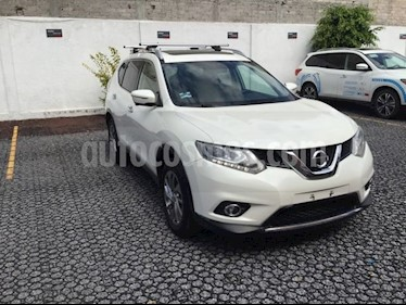 Foto venta Auto usado Nissan X-Trail X-TRAIL 2.5 EXCLUSIVE 2 ROW AUTO 5P (2017) color Blanco precio $310,000