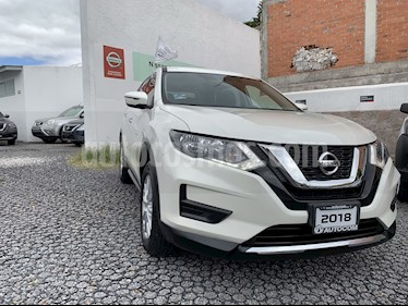 Foto venta Auto usado Nissan X-Trail X-TRAIL 2.5 SENSE 2 ROW AUTO 5P (2018) color Blanco precio $319,000