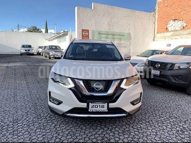Foto venta Auto usado Nissan X-Trail X-TRAIL 5 PTS HYBRID CVT 2.5 4 CIL (2018) color Blanco precio $459,000