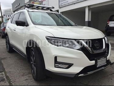 Foto venta Auto usado Nissan X-Trail X-TRAIL 5 PUERTAS EXCLUSIVE 2 ROW (2018) color Blanco precio $420,000
