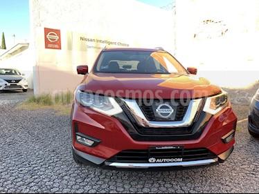 Foto venta Auto usado Nissan X-Trail X-TRAIL EXCLUSIVE 2 FILAS (2018) color Rojo precio $409,000