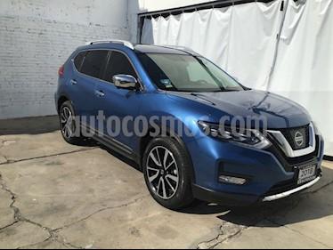 Foto venta Auto usado Nissan X-Trail X-TRAIL EXCLUSIVE 2 FILAS (2018) color Azul precio $419,000