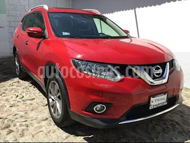 Foto venta Auto usado Nissan X-Trail XTRAIL ADVANCE 2 ROW (2017) color Rojo precio $299,000