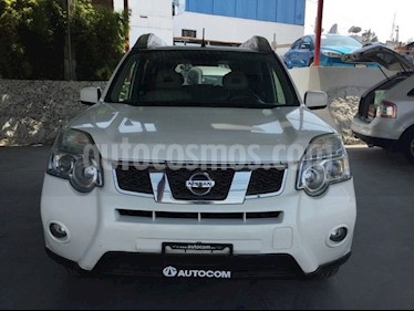 Foto Nissan X-Trail XTRAIL ADVANCE PIEL CVT usado (2013) color Blanco precio $204,000