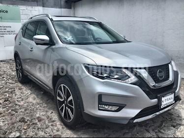 Foto venta Auto usado Nissan X-Trail XTRAIL EXCLUSIVE 2 FILAS (2019) color Plata precio $460,000