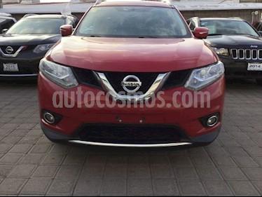 Foto venta Auto usado Nissan X-Trail XTRAIL EXCLUSIVE 2 FILAS (2015) color Rojo precio $255,000