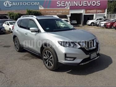 Foto venta Auto usado Nissan X-Trail XTRAIL EXCLUSIVE 2 FILAS (2018) color Plata precio $435,000