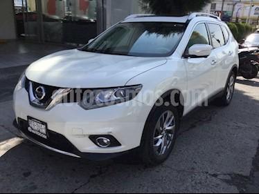 Foto venta Auto usado Nissan X-Trail XTRAIL EXCLUSIVE 2 FILAS (2017) color Blanco precio $338,000