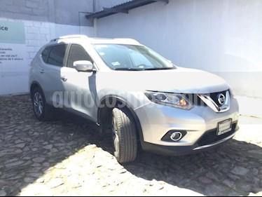 Foto venta Auto Seminuevo Nissan X-Trail XTRAIL EXCLUSIVE 2 FILAS (2015) color Plata precio $255,000