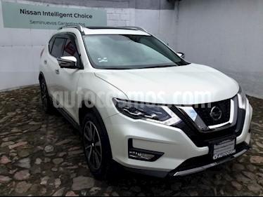 Foto venta Auto Seminuevo Nissan X-Trail XTRAIL EXCLUSIVE 2 ROW (2019) color Blanco precio $478,000