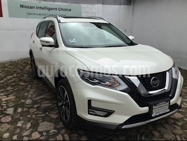 Foto venta Auto Seminuevo Nissan X-Trail XTRAIL EXCLUSIVE 2 ROW (2019) color Blanco precio $478,000
