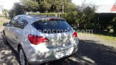 Opel Astra 1.6T Enjoy  usado (2014) color Plata precio $6.500.000