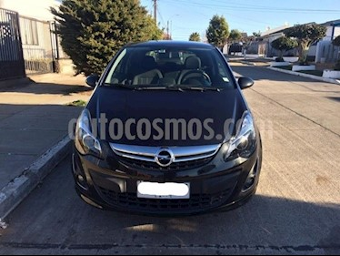 Opel Corsa  1.4 3P Color Turbo usado (2015) color Negro Carbon precio $5.900.000