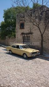 Opel Kapitan Sedan usado (1968) color Bronce precio $120,000