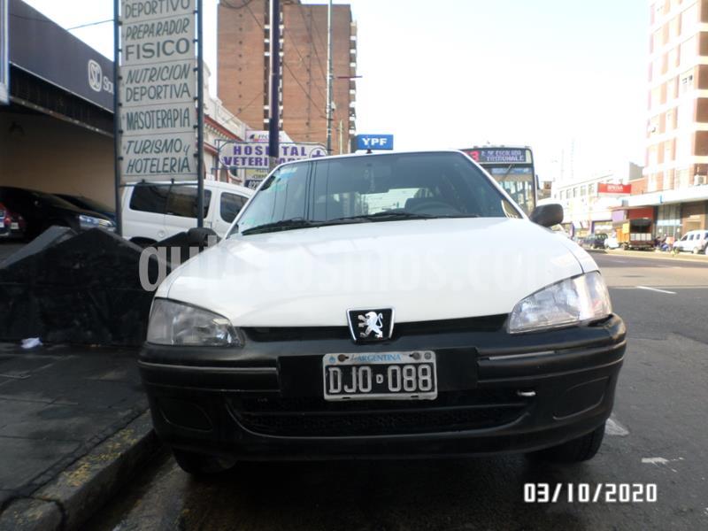 Peugeot 106 XND 5P usado (2000) color Blanco precio $245.000