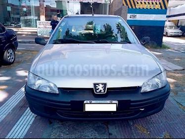 Peugeot 106 XN 3P usado (2001) color Gris Claro precio $130.000