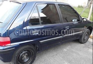 Foto venta Auto Usado Peugeot 106 XR 5P (1999) color Azul Oscuro