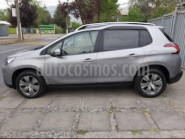 Peugeot 2008 1.6L e-HDi Active usado (2018) color Gris precio $9.500.000