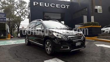 Foto venta Auto Seminuevo Peugeot 2008 1.6L (2016) color Negro Perla precio $224,900