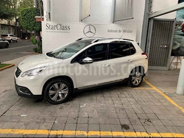 Foto venta Auto usado Peugeot 2008 1.6L (2015) color Blanco precio $185,000
