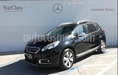 Foto venta Auto usado Peugeot 2008 1.6L (2015) color Negro precio $219,900