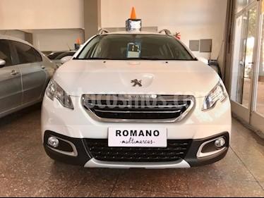 Foto venta Auto usado Peugeot 2008 Active (2017) color Blanco Banquise precio $550.000