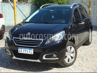 Foto venta Auto usado Peugeot 2008 Allure Aut (2016) color Negro precio $200.000