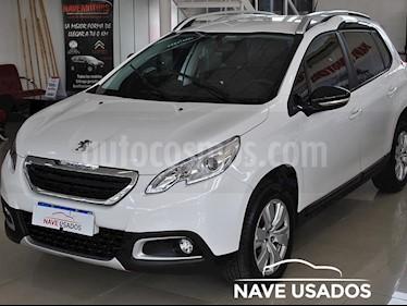 Foto venta Auto usado Peugeot 2008 Allure Aut (2018) color Blanco precio $680.000
