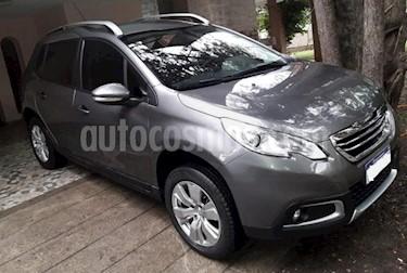 Foto venta Auto usado Peugeot 2008 Allure Aut (2017) color Gris Oscuro precio $550.000