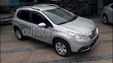 Foto venta Auto usado Peugeot 2008 Allure Aut (2017) color Gris Claro precio $230.000