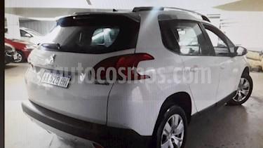 Foto venta Auto usado Peugeot 2008 Allure Aut (2016) color Blanco Banquise precio $530.000