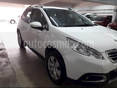 Foto venta Auto usado Peugeot 2008 Allure Aut (2016) color Blanco Banquise precio $520.000
