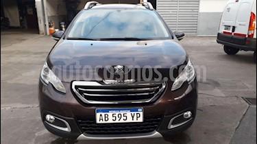 Foto venta Auto usado Peugeot 2008 Allure Aut (2017) precio $629.000