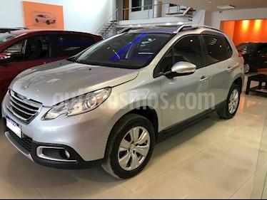 Foto venta Auto usado Peugeot 2008 Allure Aut (2017) color Gris Claro precio $589.000