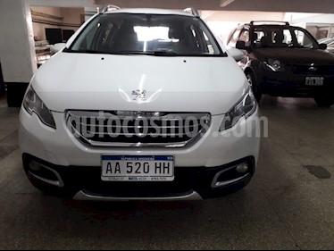 Foto venta Auto usado Peugeot 2008 Allure Aut (2016) color Blanco Banquise precio $519.000