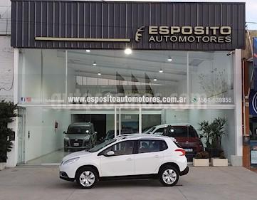 Foto venta Auto usado Peugeot 2008 Allure Aut (2017) color Blanco precio $670.000