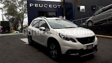 Foto venta Auto usado Peugeot 2008 Allure Aut (2019) color Blanco Banquise precio $298,900
